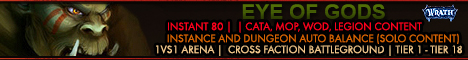 EYE of GODS - NEW SUPER SERVER!!!!! Banner