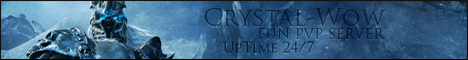 Crystal-WoW FUP PVP Banner